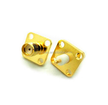 SMA Female Socket Four-hole square plate splitters