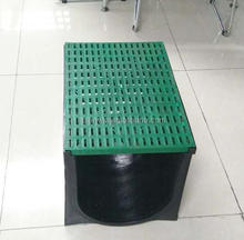 plastic drainage channel gratings