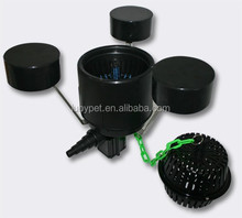 55W CSP-250 Floating Pond Skimmer for Water Garden with Pump & Fountain