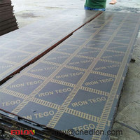 Printed Plywood Black Film Faced Plywood Tego Printed Concrete Formwork