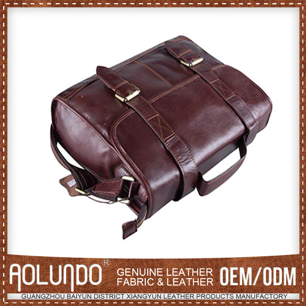 Quality Assured Latest Designs Leather Bag Briefcase