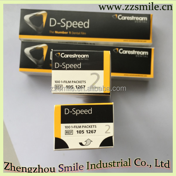 Kodak D Speed X-Ray Film/Carestream Dental X Ray Film