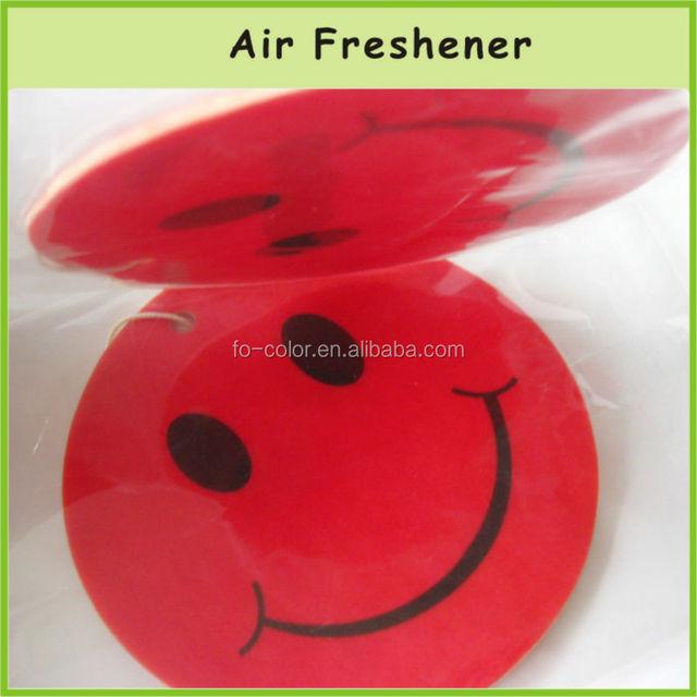 Fragrant Hanging Paper Car Air Freshener