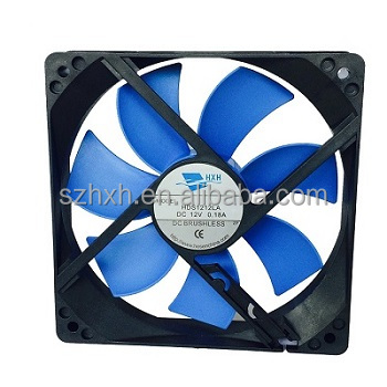 120mm case fan laptop cpu cooling fan for sony vaio 120x120x25mm