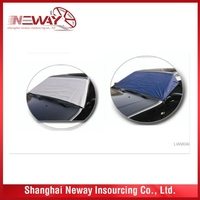 New Wholesale excellent quality waterproof sun protection car covers