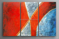 Home Accessories Abstract Oil Painting Is Sport Sale