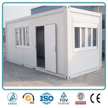 China low-price small prefab house,heat insulation sandwich panel cheap mobile homes