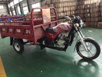 150cc air-cooled cargo trike