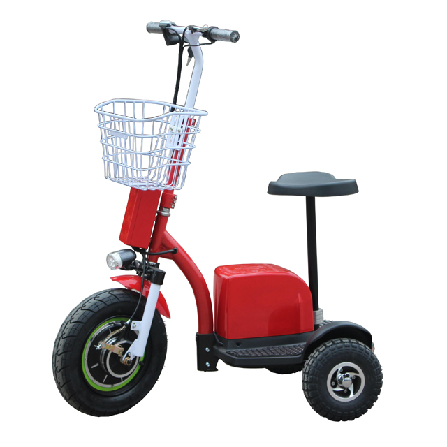 Open 500W 3 Wheel Handicap Scooter For Wholesales