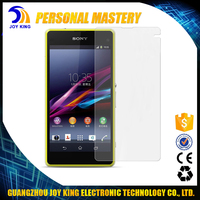 Wholesale 9h Hardness Tempered Glass Screen Protector For Sony Xperia Z1 mini