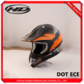 Low cost Micrometric buckle System professional motocross helmet