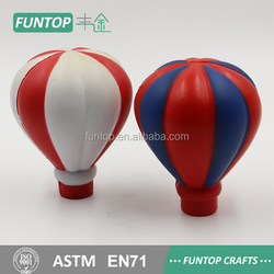 Latest Hot Selling hot air balloon stress ball