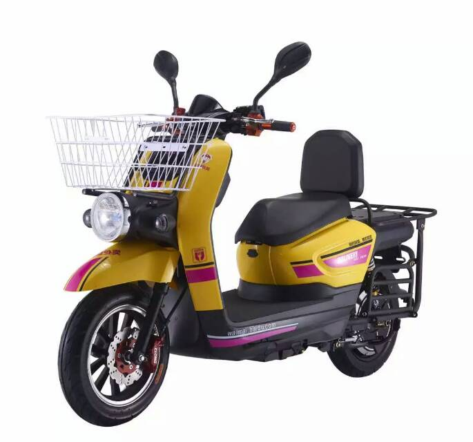 3000W 72V30AH hot selling electric scooter fast food delivery scooter