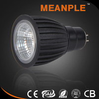 Economical custom design home lighting black mr16 220v MR16 5w led flat cob spot light