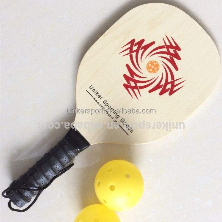 2018 latest USAPA Approved Maple Pickleball Paddle