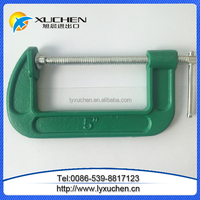 Flat Steel G Clamp C Clamp