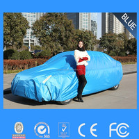 The best quality folding car shelter silver coated cloth chinese supplier for sell