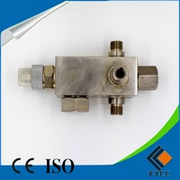 2016 SF6 self sealing valves