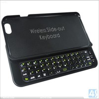 Phone keyboard case , 4.7 inch mobile phone leather keyboard case