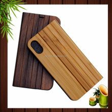 Guangzhou China cheap wood cellphone case/mobile phone accessories wood phone case for iphone X/8/8Plus