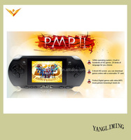PMP-2 video game console 32 bit with large funny games