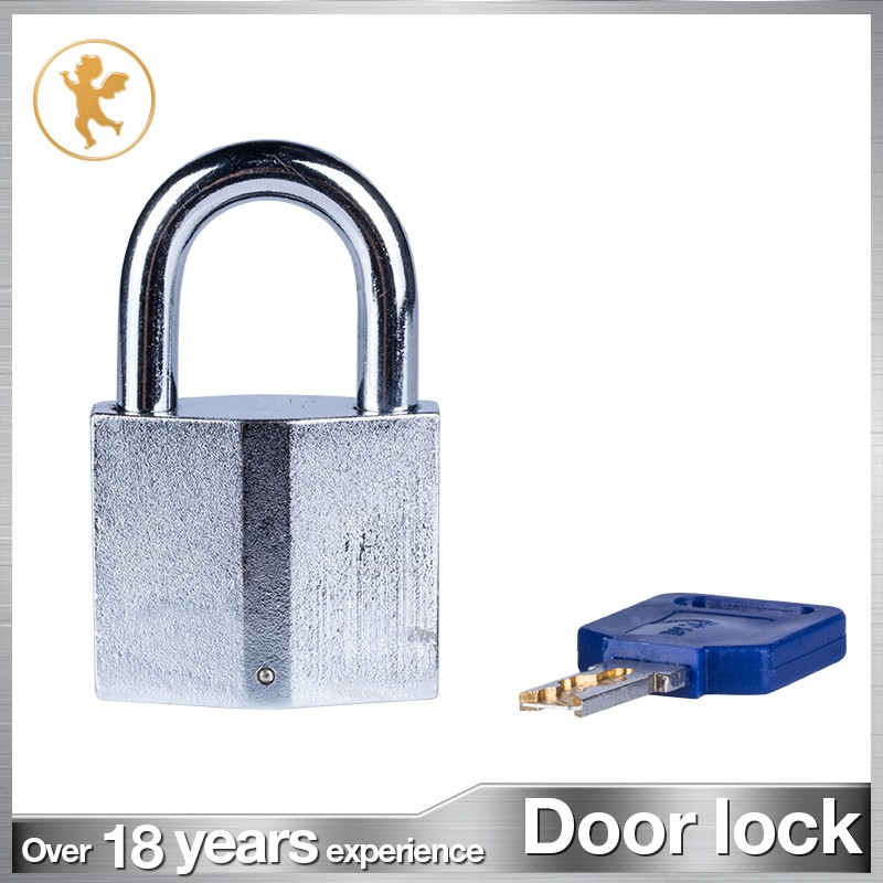 High protection mini size zinc alloy cheap and small stainless steel padlock