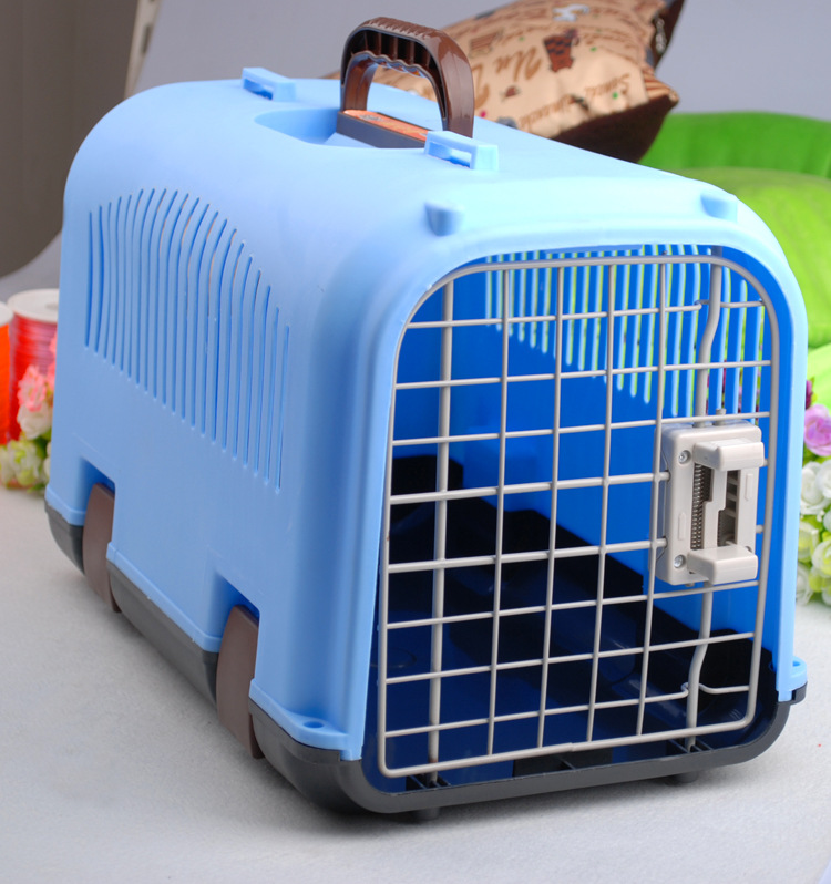 Hot Sale Best Quality Airline approved plastic Dog Cages Cheap Pet Crate Cat Kennels For Outside