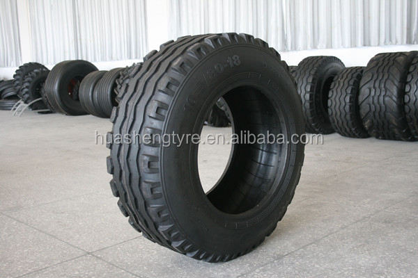 Agricultural bias tyres 10.5/80-18 tire for farm machines