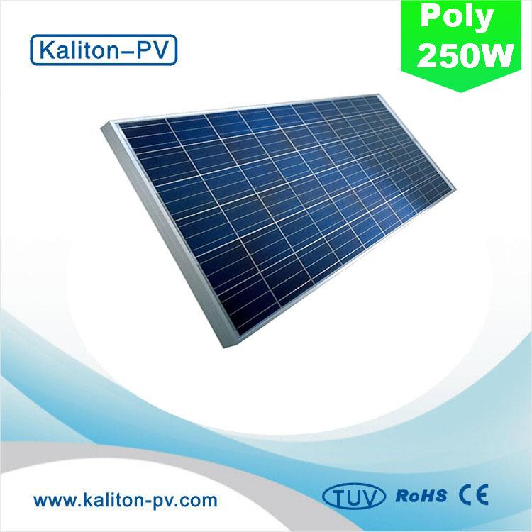 CE RoHs certificate eco-friendly poly 240w 245w 250w255w 260w solar panel manufacturers in China