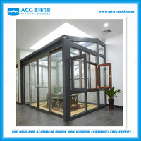 2016 Modern European design prefabricated sunrooms,,garden sun rooms