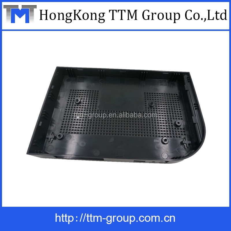 plastic injection mold for electronic product's shell.