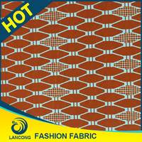 Famous Brand New Design Wholesale Fashion kente african wax print fabric