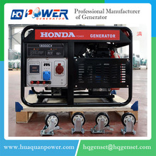 10kw hoda mini air cooled 10000 watts gasoline generator
