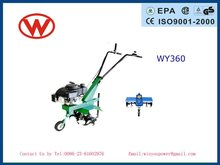Gardening tillage machine/cultivator WY360 with v-shaft engine 5.5Hp