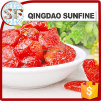 Hot selling sweet preserved dried cherry tomato