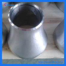 Manufacturers supply high quality low price titanium concentric reducer DN80*50