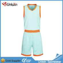 Youth basketball jersey school team basketball jersey top quality