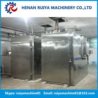 industrial beef meat smokehouse/commercial fish smokehouse for sale