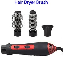 2 in 1 Multifunctional Hair Dryer Automatic Rotating Hair Brush Roller Styling Tools
