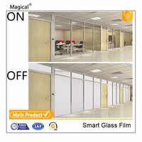 Intelligent Privacy Protected Switchable Opaque Window Glass Film