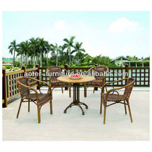 Rattan Patio Bamboo Furniture