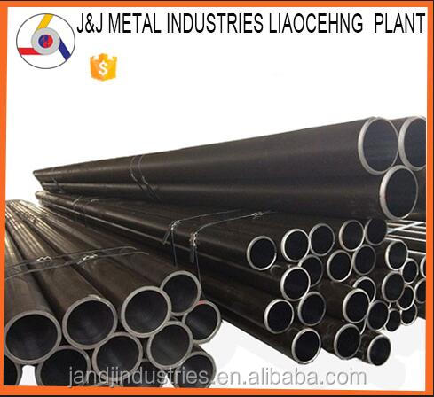 Skived Rolling Burnished Hydraulic Cylinder Tube /Honing Seamless Steel Pipe
