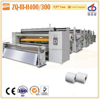 ZQ-III-H400 Full automatic machines used to make toilet paper