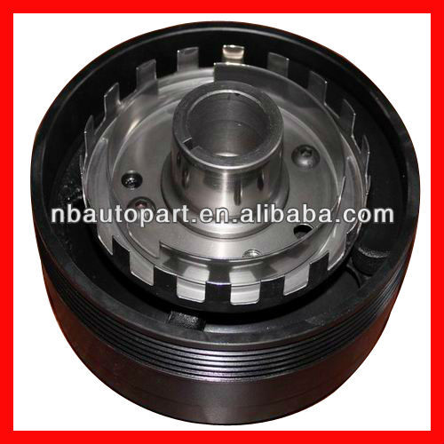 Harmonic Balancer and damper pulley for GM