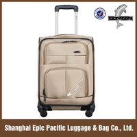 Fabric EVA Trolley Case For Business Travel Manufacturer