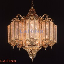 Moroccan chandelier hall decoration handing light patriot lighting