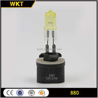 High quality automotive halogen bulbs Own factory
