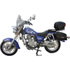 2015 fashion super power chopper 4-stoke 200cc motor for hot sale