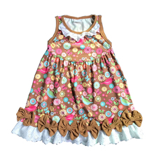 Boutique fall summer <strong>girls</strong> <strong>dress</strong> fashion flower <strong>girl</strong> <strong>dresses</strong>