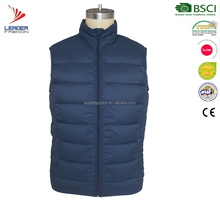 Mens Best Cheap Foldable Ultralight Down Vest Warm Waistcoat
